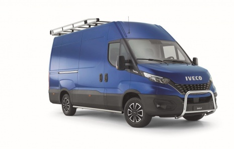 Styling Bars RVS Iveco Daily 19- alle modellen