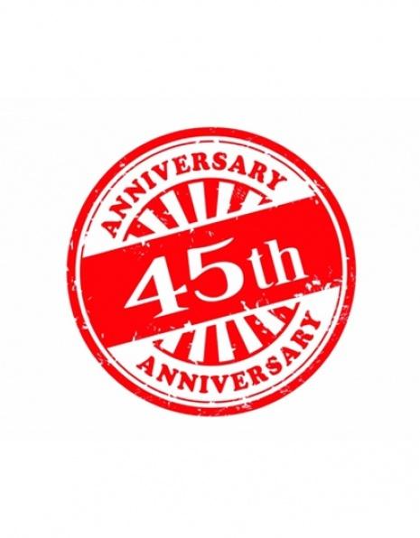 PROGRESS EUROPE CELEBRATES 45TH ANNIVERSARY