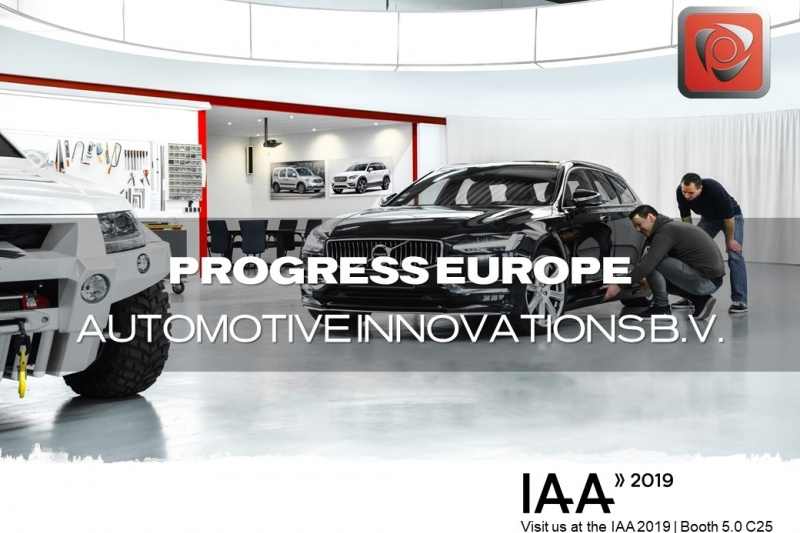 "IAA 2019 ""Driving Tomorrow"""